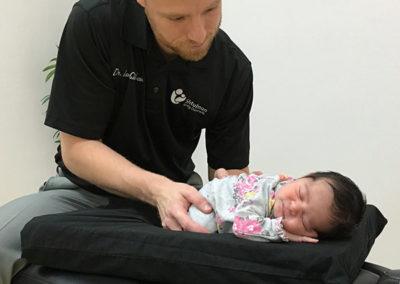 Dr Ian Shtulman of Shtulman Family Chiropractic